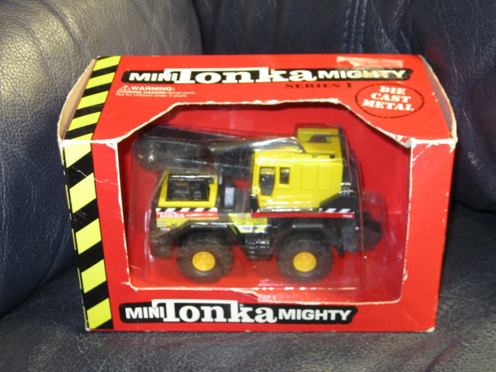 Tonka Mini Mighty 758 Die Cast NEW
