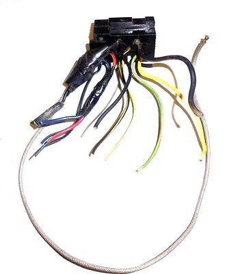 1967 Mustang Under Dash Wiring Plug | eBay