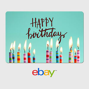 Ebay digital gift card birthday designs email delivery ebay image is loading ebay digital gift card birthday designs email delivery bookmarktalkfo Images
