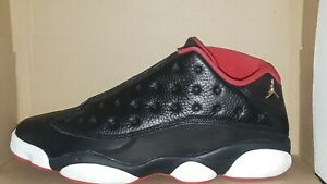online retailer a1143 700af Details about Air Jordan 13 Retro XIII low 12 Red Pods Bred Playoff xi  space jam black toe 11