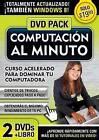 Computacian Al Minuto 1 Audiopk (Libro + 2dvds) by Aguilar (Paperback / softback, 2013)