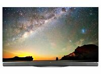 "LG OLED55E6P 55"" 3D-Ready 2160p UHD OLED Television Televisions"