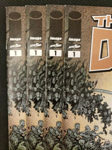 Image THE WALKING DEAD #1 Wizard World Comic Con Exclusive Variant Austin