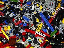 Lego Technic 200 Stück Legosteine, Konvolut, Kiloware, Lochstangen, Verbinder