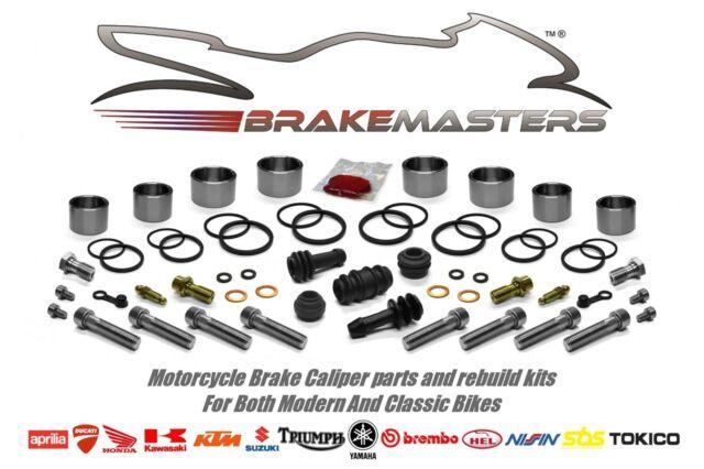 Suzuki GSX 600 F front brake caliper seal repair rebuild kit FY FK1 2000 2001