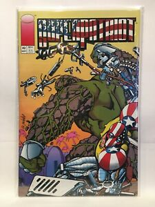 Super-Patriot-2-VF-NM-1st-Print-Image-Comics