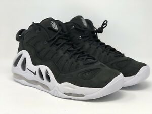 b34ba2aa756a NWOB Nike Air Max Uptempo 97 Black White Men s 399207 004 Size 10