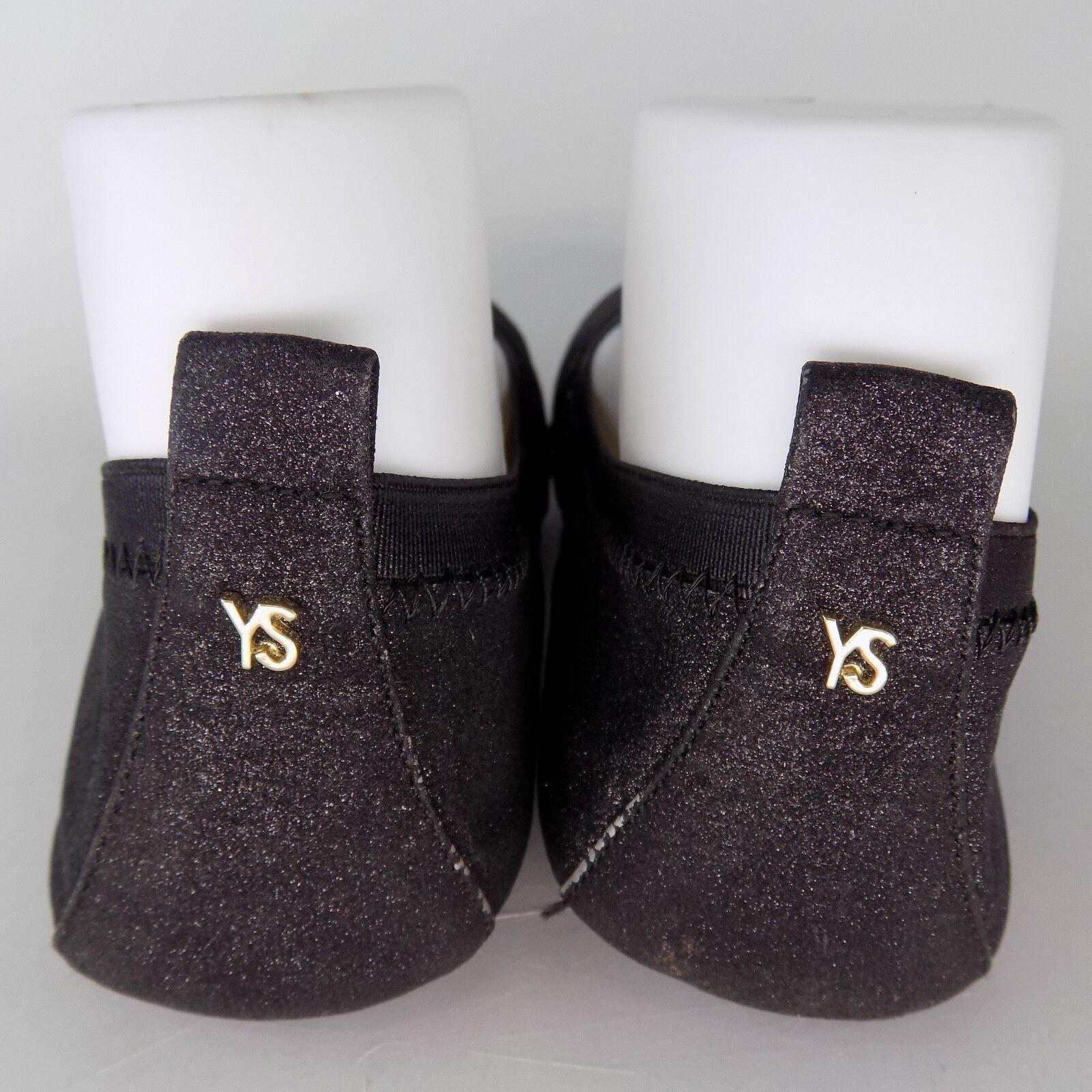 Yosi Zapatos Samra Ballet Zapatos Yosi Planos Negros Mujer Talla 7 M AL4295 e5c7e0