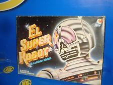 Juego de mesa EL SUPER ROBOT  cefa nr 14-3101 CEFA COMPLETO
