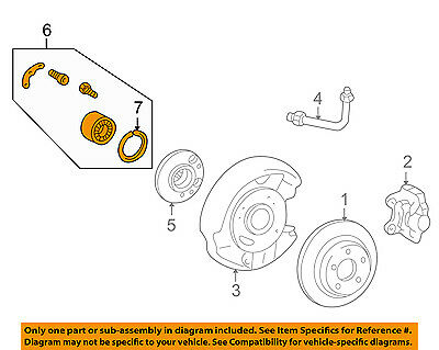 Mercedes MERCEDES-BENZ OEM 14-15 CLA250-Front Wheel Hub 2463370145