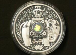 2013-039-Maple-of-Peace-039-15-Silver-Coin-1oz-9999-Fine