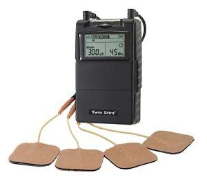 TWIN-STIM-2nd-Edition-TENS-7000-amp-EMS-7500-Combo-Unit-Massager-OTC-Stimulator