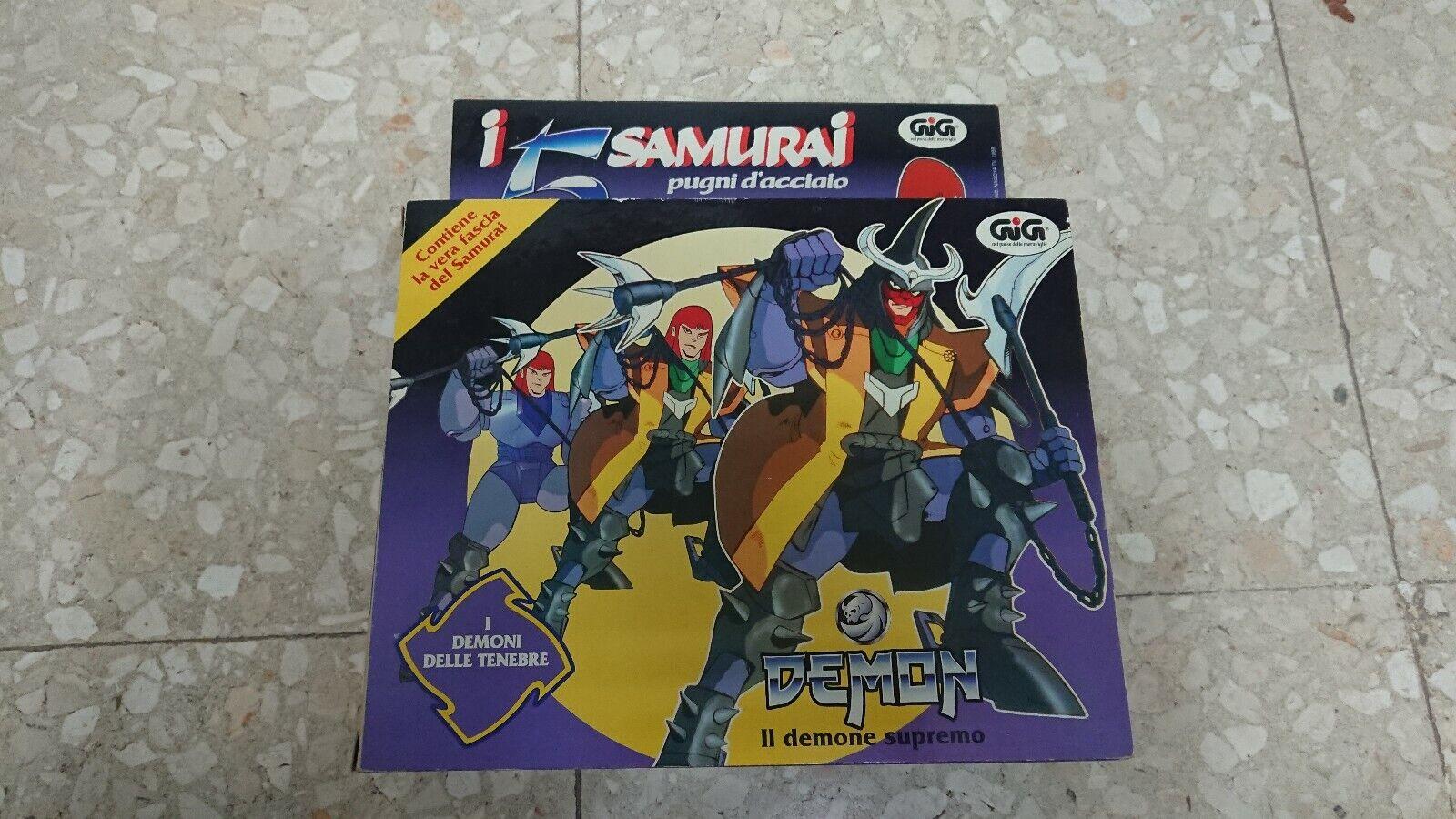 Los 5 Samurai. I 5 Samurai GiG. Yoroiden Samurai troopers. Samurai warriors