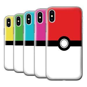 Gel-TPU-Case-for-Apple-iPhone-X-10-Pokeball-Anime-Inspired