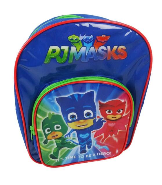a30ae90fadb8 PJ Masks Hero Backpack School Bag Rucksack Boys Childrens