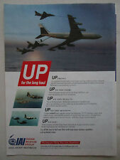 5/2000 PUB IAI BEDEK ISRAEL AIR FORCE AIR TO AIR REFUELING ORIGINAL AD