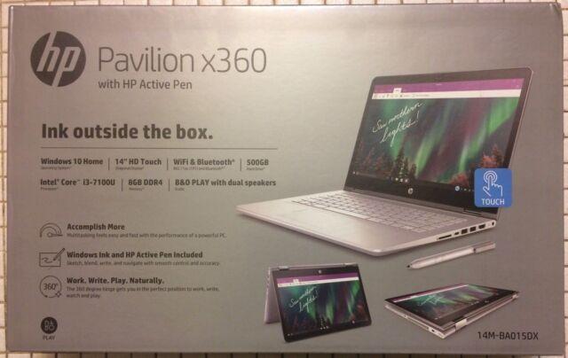 97718b013a9 HP Pavilion X360 14