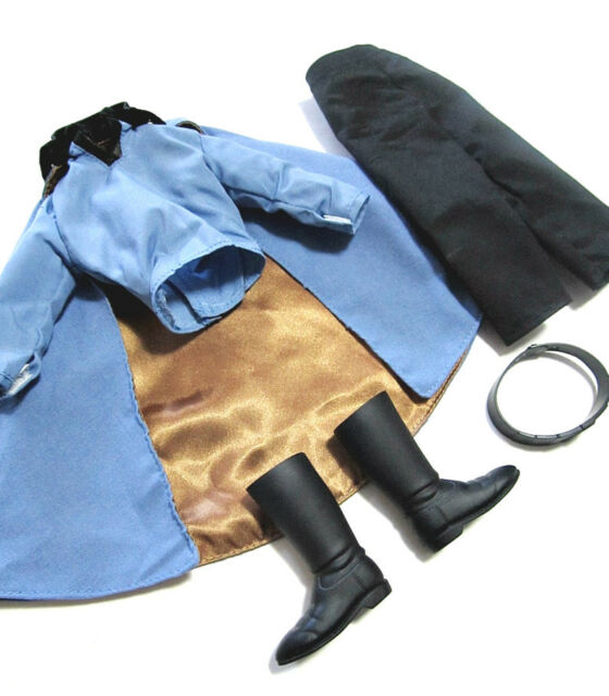 Star Wars 1 6 Lando Calrissian Outfit By Hasbro For Sideshow Hot