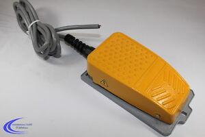Industrie-Fussschalter-Fusstaster-Fussschalter-10-A-250V-Schalter