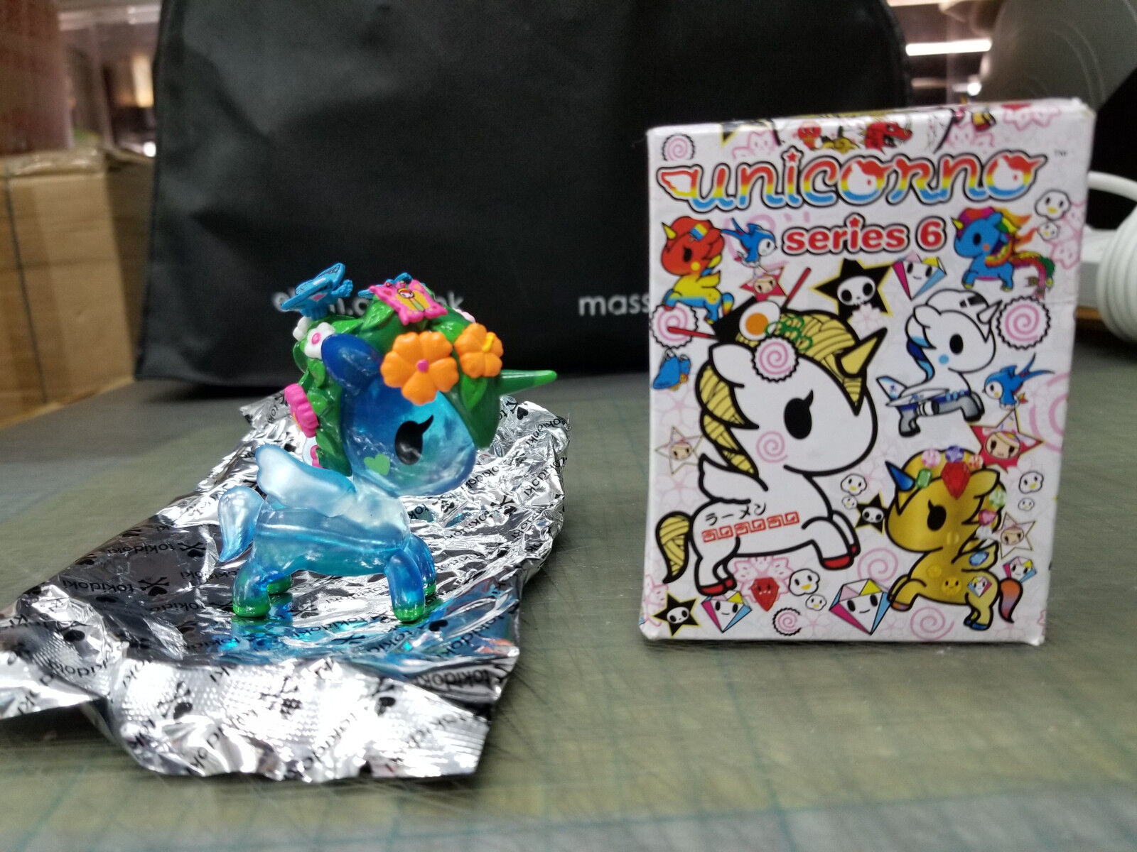 Tokidoki Unicorno Series 6 (GALA) Figure unicorn Chaser RARE 1 60