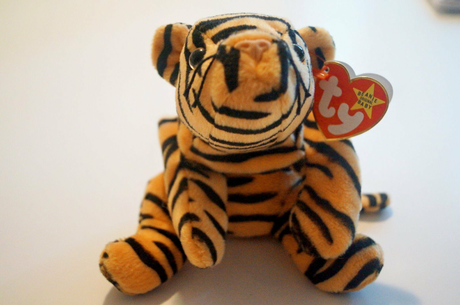 Stripes Ty Original Beanie Baby