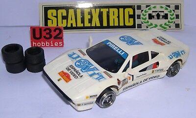 Honest Scalextric Exin C-4075 Ferrari 250 Gto #1 Spanische Video Ausgezeichnet Zustand Spielzeug Elektrisches Spielzeug