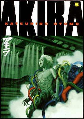 1 of 1 - Otomo, Katsuhiro, Akira: Vol. 5: Bk. 5, Very Good Book