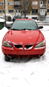 Pontiac grand am 2004 se