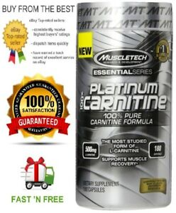 MUSCLETECH-PLATINUM-100-CARNITINE-CAPSULES-ALL-SIZES-HIGH-QUALITY-SAMPLE