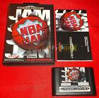 NBA JAM 1 Sega Mega Drive MegaDrive Versione Europea PAL ○ COMPLETO