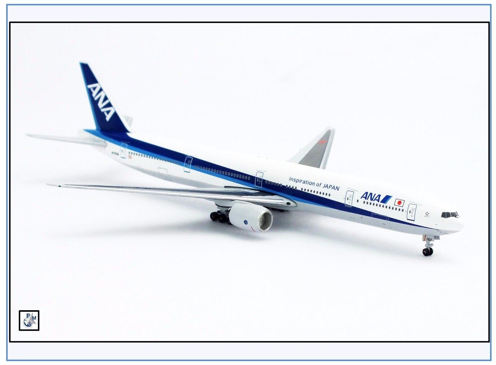AC007 Boeing B777-300 ALL NIPPON AIRLINES ANA,JA753A,Aeroclassics 1 500,NEU &