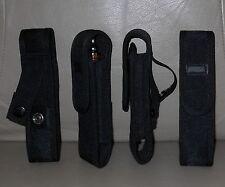 """(1) Mod/Vape Pen eGo Black Expandable Case/Belt Holster/Holder 7"""" x 1-3/4"""" ~ NEW"""