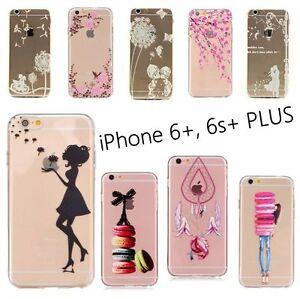 Etui-Coque-Housse-Silicone-Gel-Transparente-SOFT-Case-iPhone-6-6s-PLUS