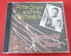 CD-Artie-Shaw-and-His-Orchestra-Irresistible-Swing-Polygram-Canada-Album