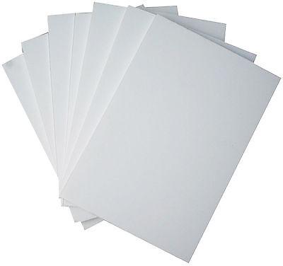 5mm /& 10mm thickness 3mm PALIGHT® White PVC Foam Board Foamex Sizes A4 /& A3
