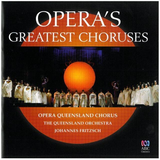 Varie - Opera's più Grande Choruses Nuovo CD