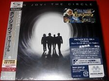 BON JOVI - The Circle (2009) JAPAN SHM-CD + DVD Deluxe Edition NEW Jon