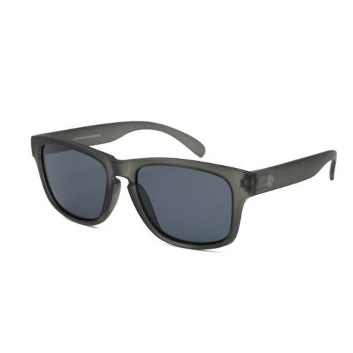 Sclera Crystal Grey//Charcoal Black LMAB Angeln schwimmende Polarisationsbrille