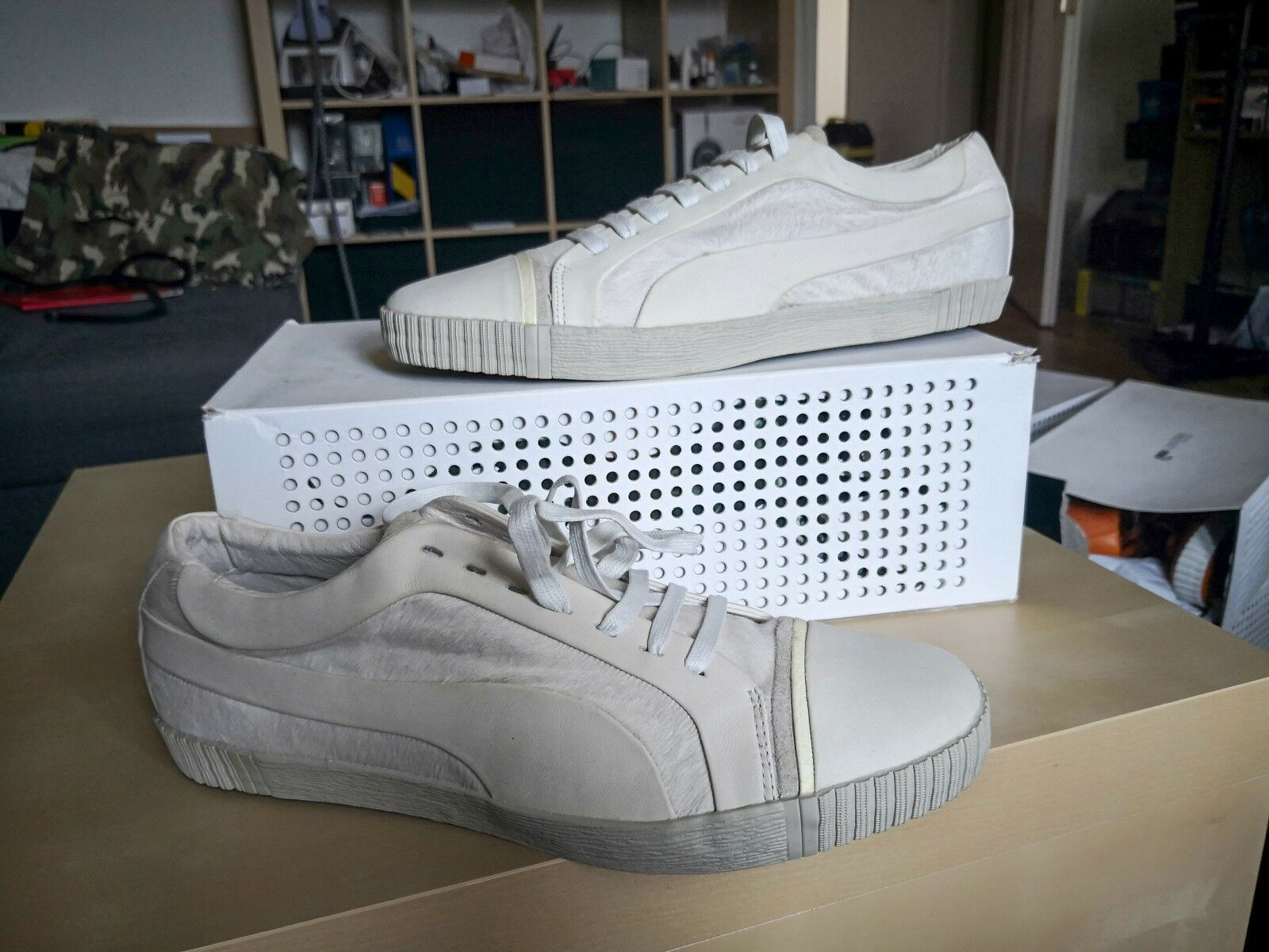 Puma Alexander McQueen Sneaker MCQ AMQ Promo Sample 44 Neu Rare Top Gr. 44 Sample 6bd3a0