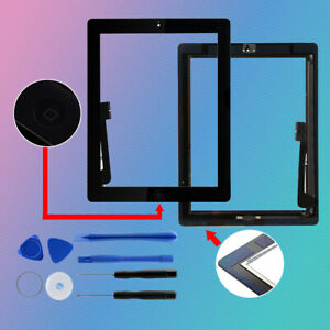 OEM-Touch-Screen-Glass-Digitizer-Display-Replacement-Fr-iPad-4-A1458-A1459-A1460