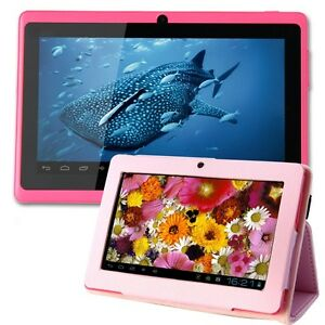A13-4GB-7-034-Google-Android-Touch-Screen-4-0-Pink-Tablet-MID-Wifi-Camera-With-Case