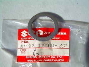 Image is loading 51192-19C00-NOS-Genuine-Suzuki-fork-spring-seat-
