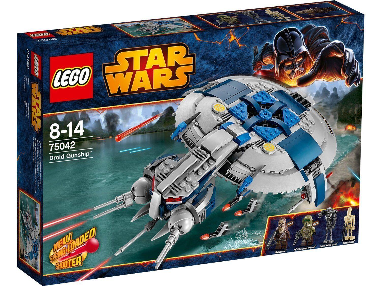 LEGO® Star Star Star Wars™ 75042 Droid Gunship™ NEU OVP (B-Ware) ebc414