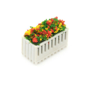 Flower-Beds-Plants-Miniature-Landscape-Fairy-Garden-Decor-Dollhouse-Accessory