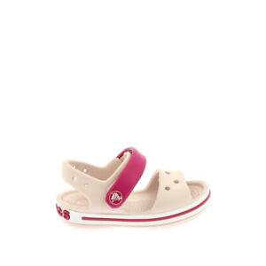 Crocs-Crocband-Sandalo-K-Ciabatte-Bambina-12856-6PV-Barely-Pink-Candy-Pink