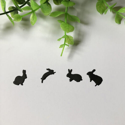 Easter Rabbit Metal Cutting Dies For DIY Scrapbooking Album DIY Paper Cards RG