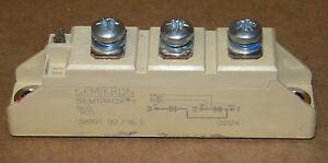 LOT OF 3 Semikron Thyristor Diode SKKH 92//16 E SKKH9216E