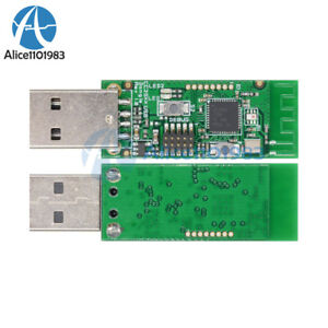 Bluetooth-4-0-2-4GHz-BLE-CC2540-Sniffer-Board-USB-Interface-Dongle-btool-CC2531
