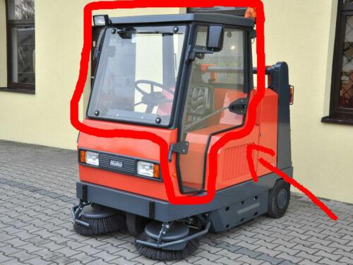 Komplette Kabine / Dach für Kehrmaschine HAKO JONAS 1450 / 670€ 0% MwSt