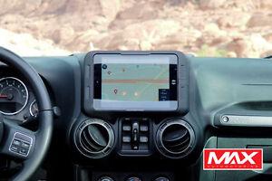 Tdk616 2011 2017 jeep wrangler tablet ipad mini 1 2 3 dash kit mount image is loading tdk616 2011 2017 jeep wrangler tablet ipad mini fandeluxe Images
